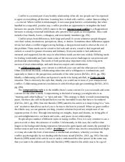 Interpersonal - Ch. 11 Writing Assignment.docx