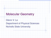 106moleculargeometry