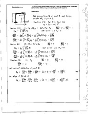 1405_Mechanics Homework Mechanics of Materials Solution