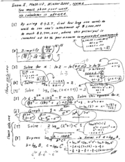 Winter 2000 ExamII math118