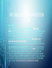 AP_Language__Composition_Exam_Breakdown.pptx