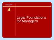 Leisure services management chapter 04