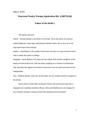 Structural Family Therapy Application Wk 3 MFT5104.docx