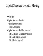 Lecture 7 - Capital Structure Decisions(1).pptx