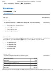 Accounting for Managers Exam 3.pdf