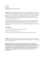 US Government- KEY SCOTUS SHEET # 14 AP GOV.docx - KEY ...