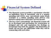 Chapter 1 Islamic Financial system