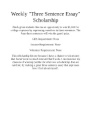 Scholarship Digication Example 3