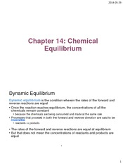 Chapter 14 pre-lecture version