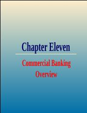 FM&I Ch11 Commercial Banking Overview(1)(1)