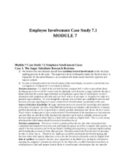 vetements ltee case study solution Implementation of solution #3 vetements ltee case study by: joseph grimaldi, ashley cajucom, matthew de luca, jon-michael de luca, melissa coticone.
