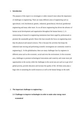 Essay about report