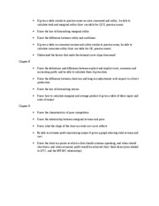 exam two study guide and tips
