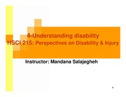 lec 4 jan 30-Understanding Disability