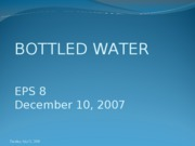 Bottled Water Final Checked