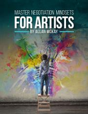 Ebook - Master Negotiating Mindsets for Artists by Allan McKay.pdf