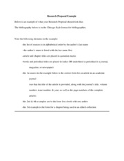 history research proposal sample