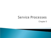Ch 5 - Services fall S