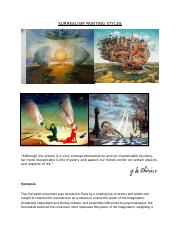 SURREALISM PAINTING STYLES.docx