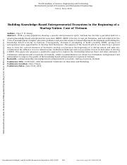 Building Knowledge-Based Entrepreneurial Ecosystem in the Beginning of a.pdf