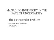 ops mgt 19_20_Newsvendor_Spring08-1