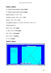 Operations research-Midterm 2012solution