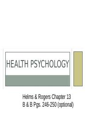 Health Psychology_Neuro_Spring2020_student.ppt