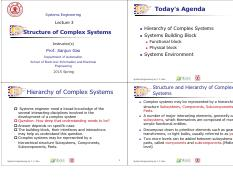 Lecture 3-Structure of Complex Systems-print