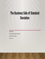 The Business Side of Standard Deviation.pptx