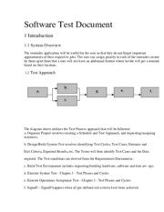 Software Test Document (1)