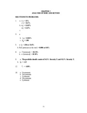Chapter 7 Homework Answers