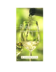 Riesling, One Grape - Endless Possibilities
