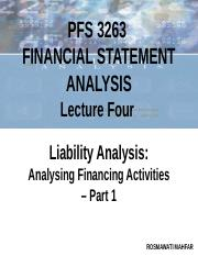 LECTURE 4 LIABILITY ANALYSIS - FINANCING ACT PART1.ppt