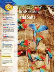 chap_23 textbook glencoe Acids, Bases, and Salts (1)