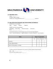 Research Methodology Survey  last (2)