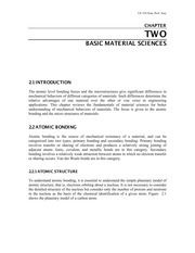 Material Science Teacher Handbook
