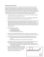 PHYS2211 Final Exam Study Guide