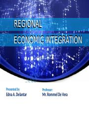 2.2 Economic Integration.pptx