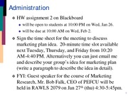 Mgmt 324 Notes (Consumer Analysis)