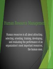 HMGT1500 Human Resource Management.ppt
