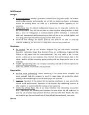 SWOT-and-PORTERS-5.docx