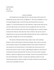 Writing an essay on Man's Inhumanity to Man?!?