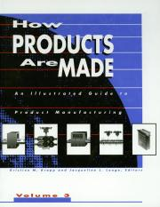 How Products Are Made - Vol 3 (1997)