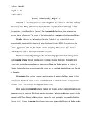engl critique essay bourbina missamarika engl  8 pages