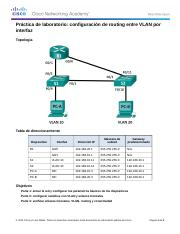 5.1.2.4 Lab - Configuring Per-Interface Inter-VLAN Routing.docx