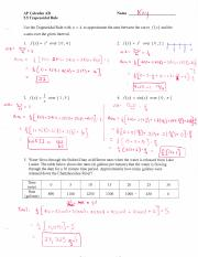 AP Calc AB - Solutions to 5.5 Trapezoidal Rule WS.pdf