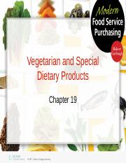 ch19- Vegetarian nuts seeds