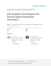 Job_Analysis_Techniques_for_Distal_Upper_Extremity