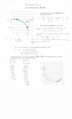 Unit 1A Practice Answers - Math Skills