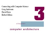 Chapter03_Computer Architecture